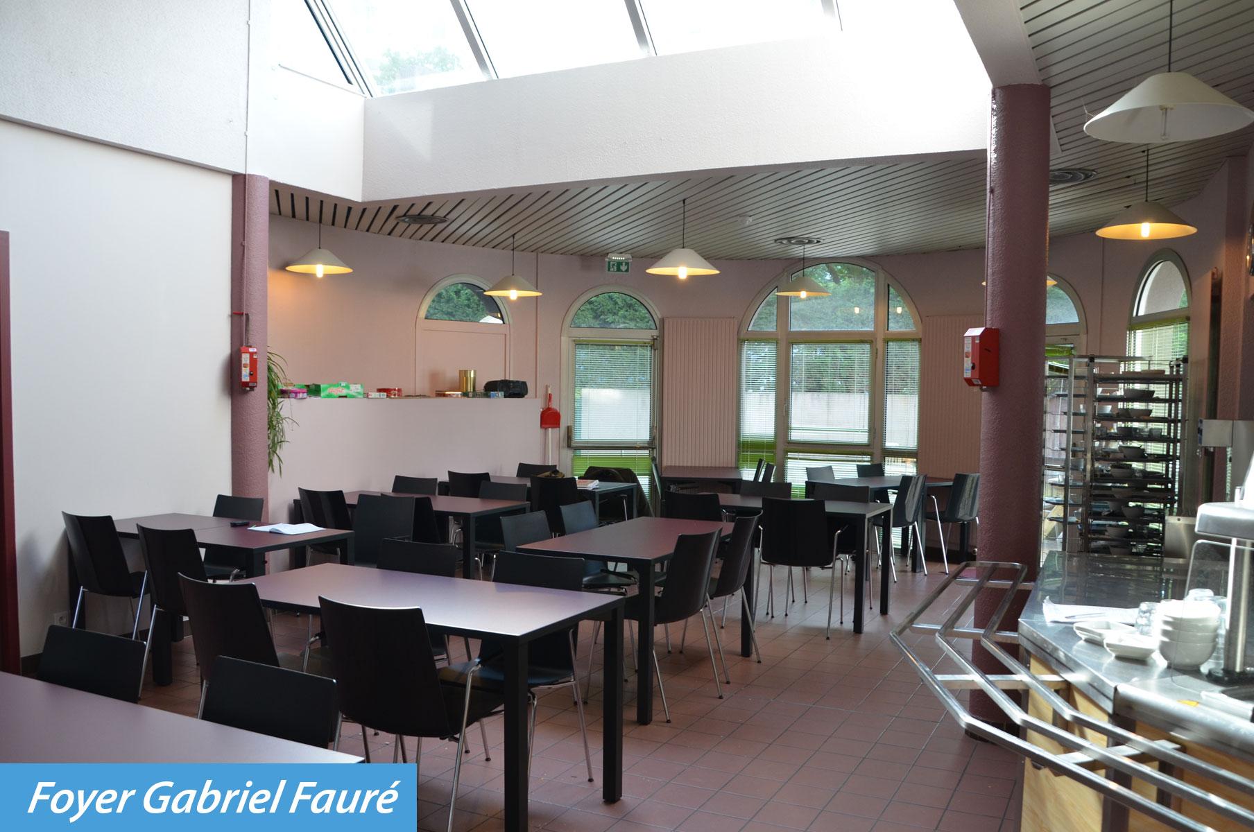 Foyer Art Et Vie : Foyer savs logac gabriel fauré apei ouest
