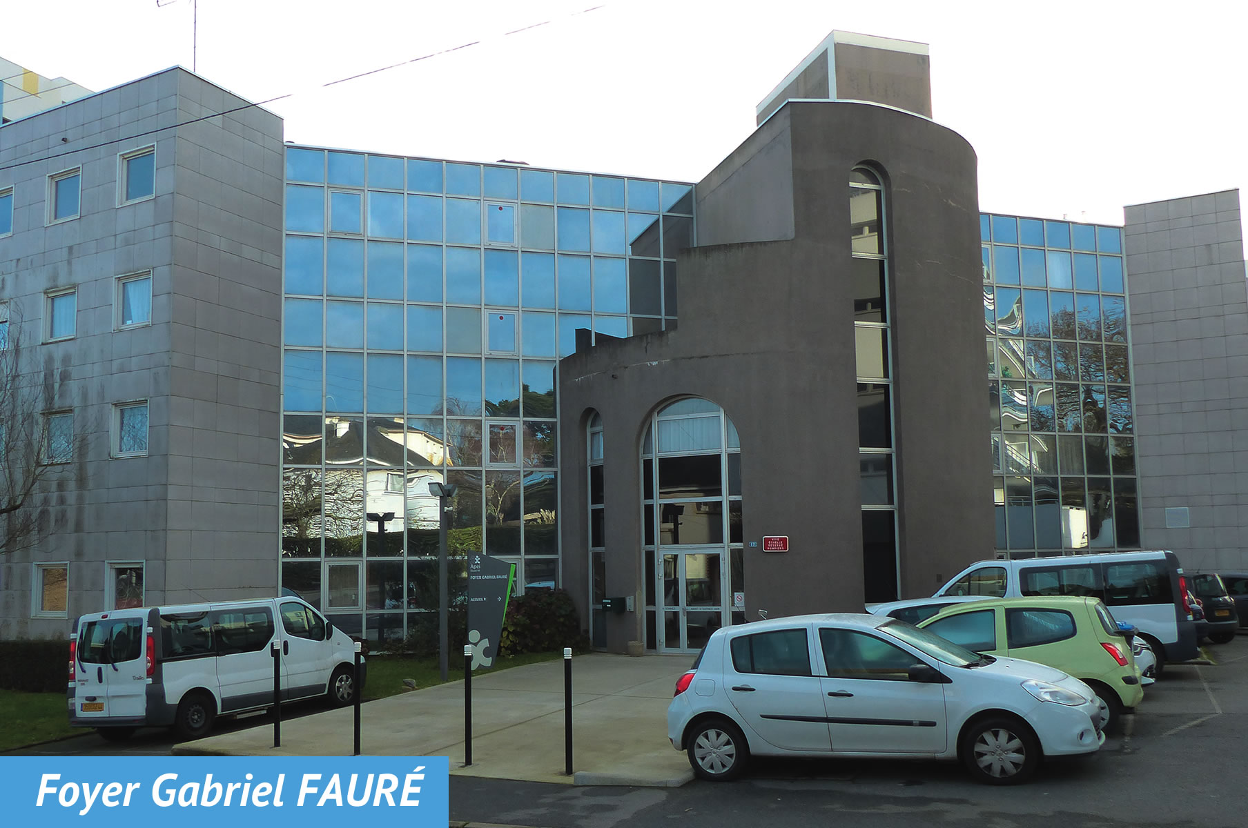 Foyer / SAVS / LOGAC / Gabriel Fauré
