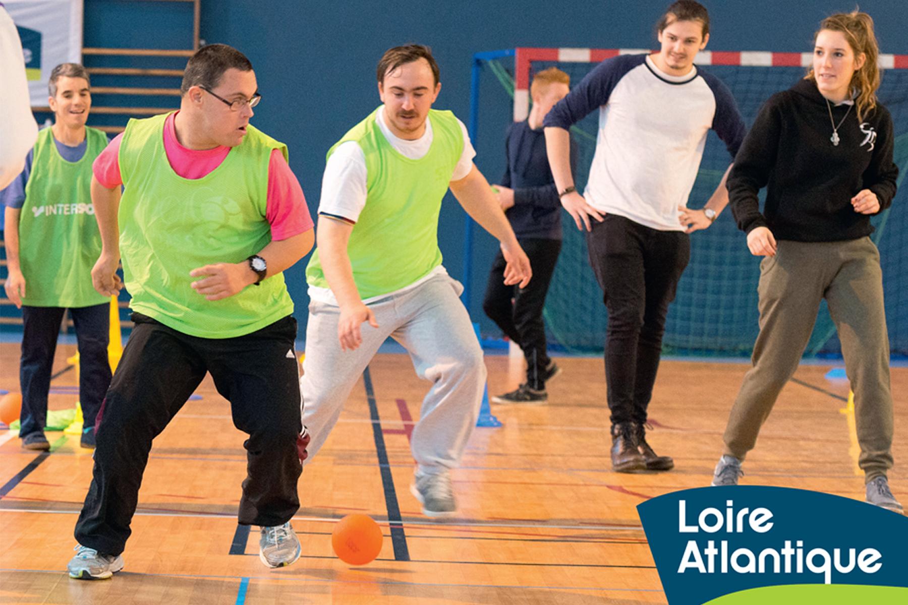 Handicaps en Loire-Atlantique : engagement du Département pour l'inclusion