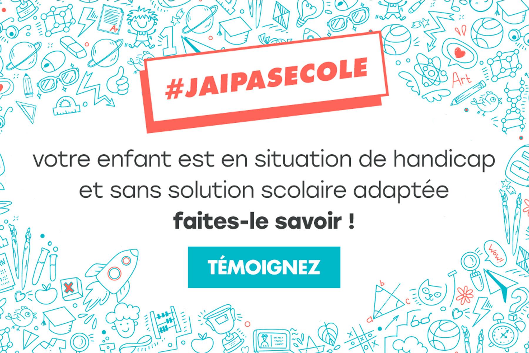 Mobilisation citoyenne #jaipasecole