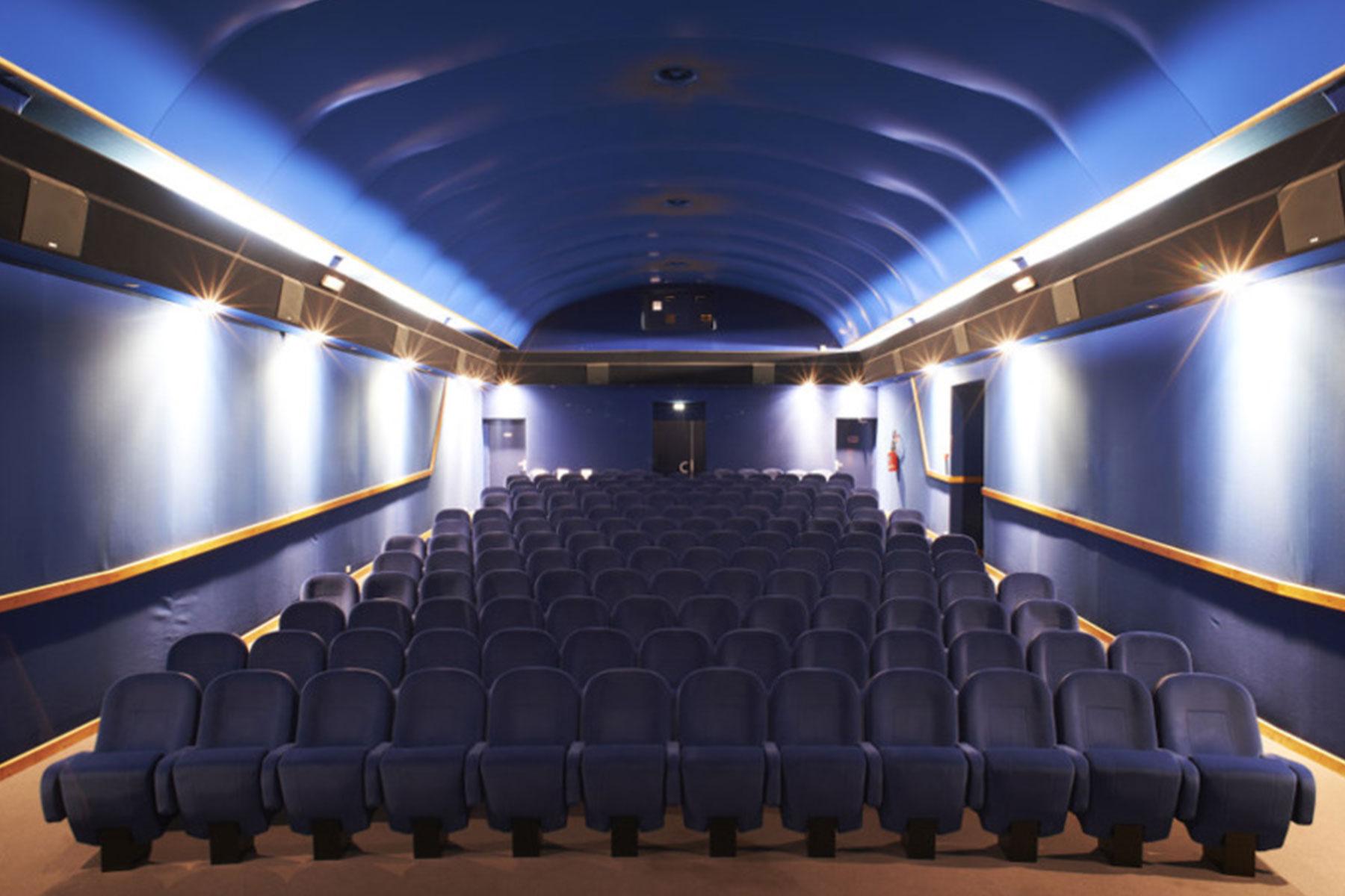 Le Cinéma Atlantic peut apposer le pictogramme S3A