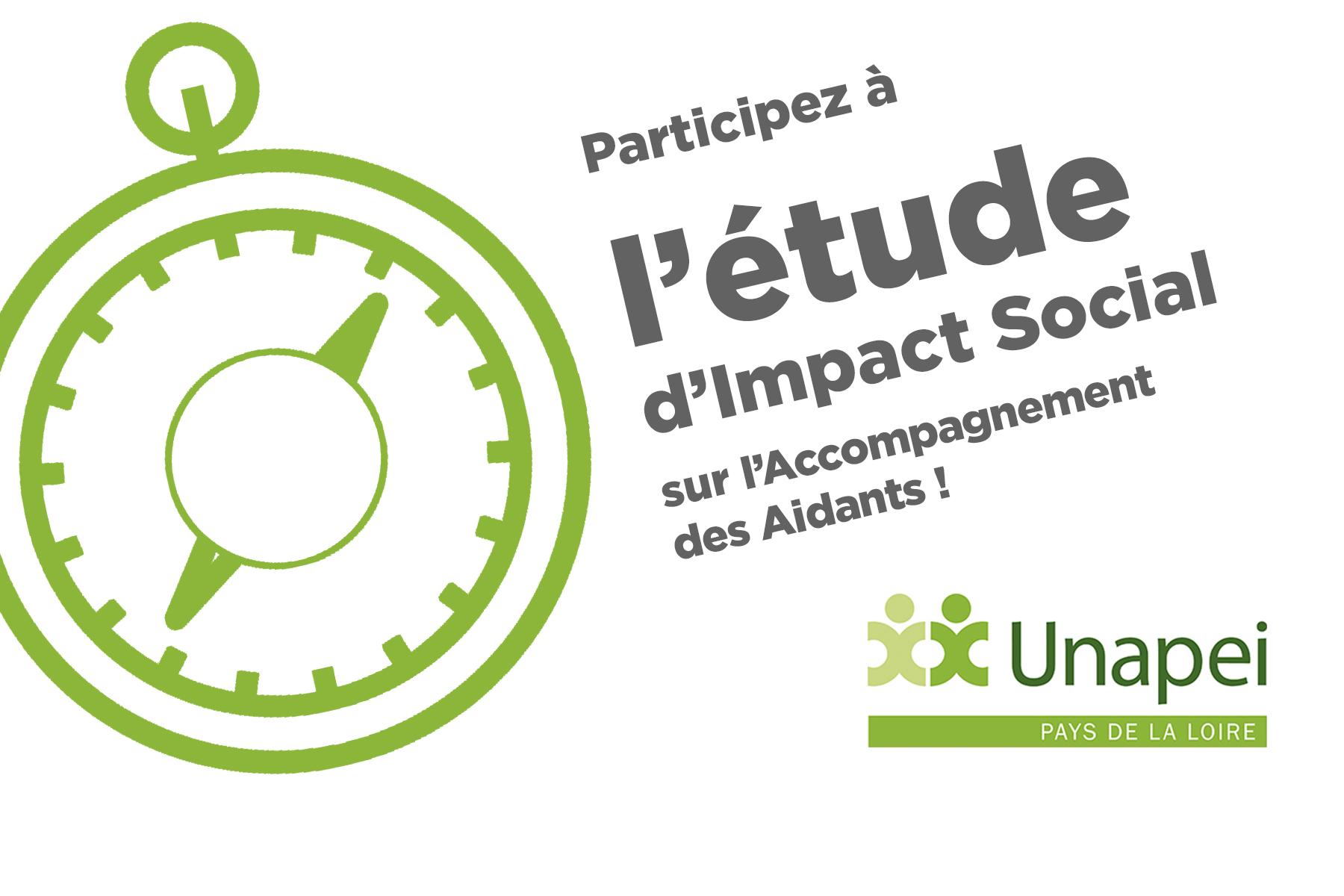 Impact social : Aidants, participez à notre étude !
