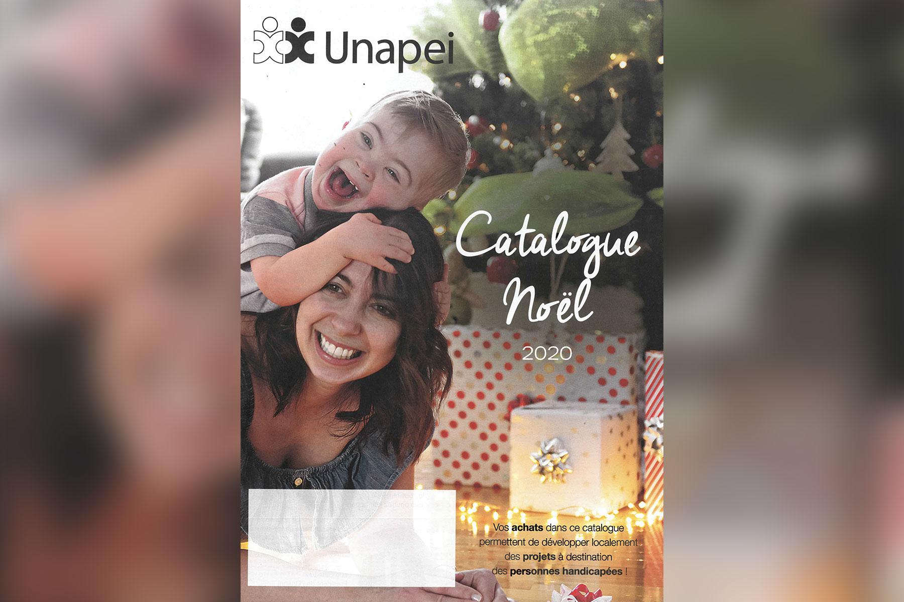 Pour Noël : pensez au catalogue de l'Unapei !